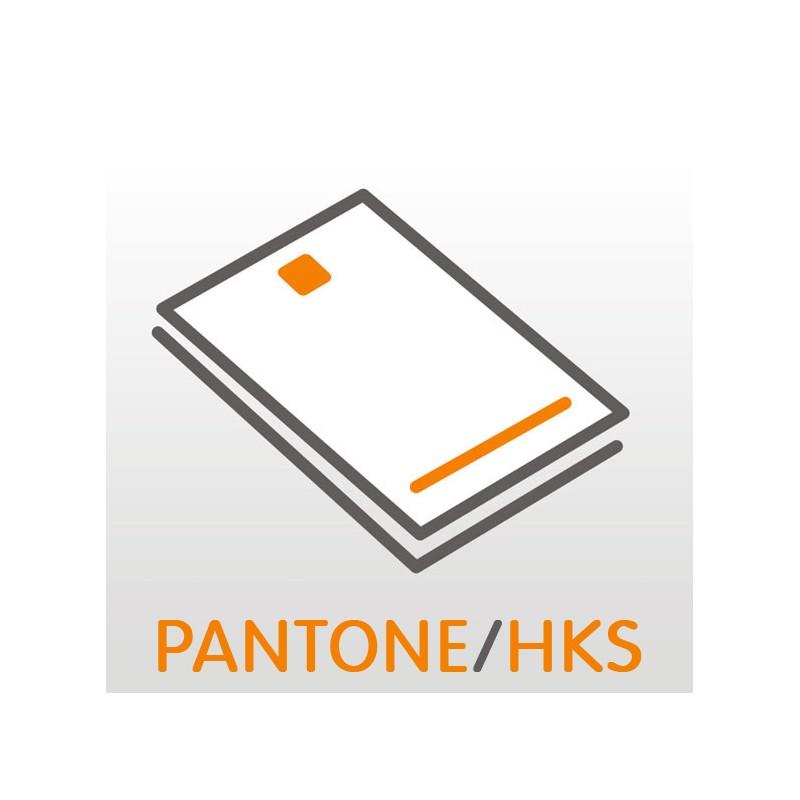 Papier firmowy druk farbami Pantone / HKS